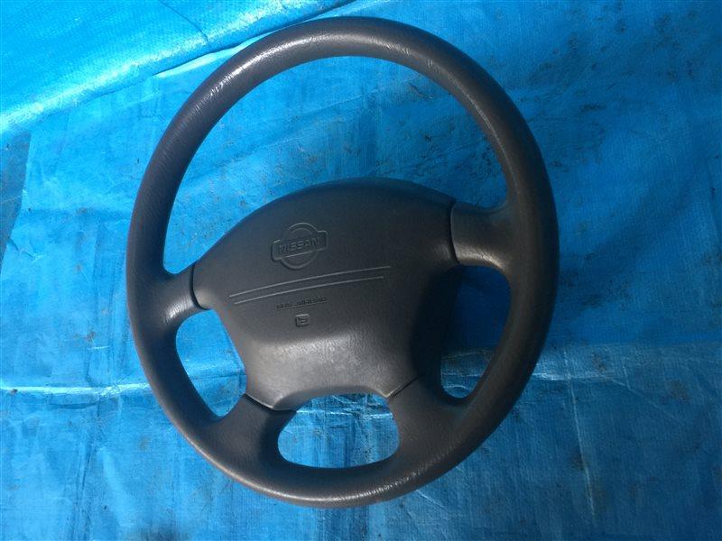 Руль Nissan Presage JHU30 JNU30 JTNU30 JTU30 JU30 JVNU30 JVU30 NU30 HU30 TNU30 TU30 U30 VNU30 VU30 KA24DE 2000 (б/у)