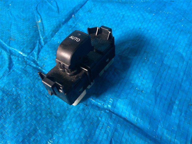 Кнопка стеклоподъемника Toyota Wish ZNE14 ANE10 ANE10G ANE11 ANE11W ZNE10 ZNE10G ZNE14G 1AZFSE 1ZZFE 2003 задняя (б/у)