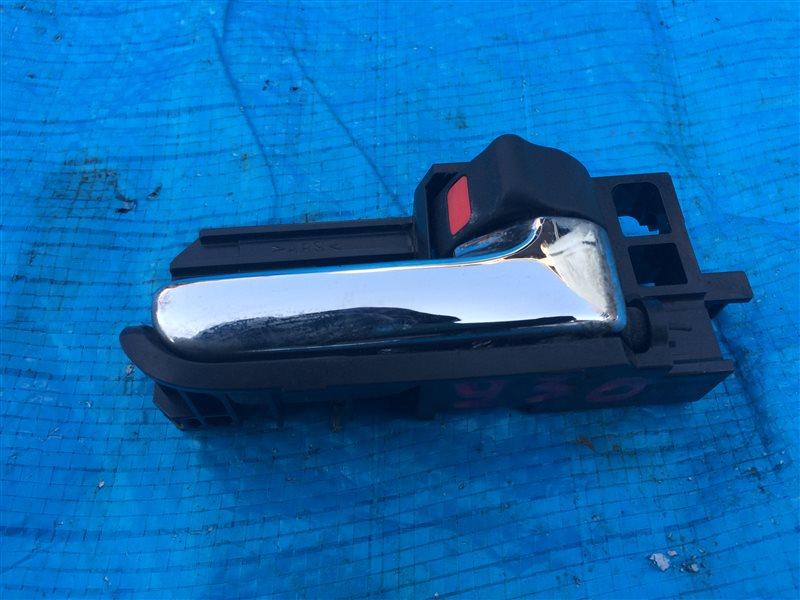Ручка двери внутренняя Toyota Wish ZNE14 ANE11 ANE11W ANE12 ZNE14G 1ZZFE 2003 передняя правая (б/у)