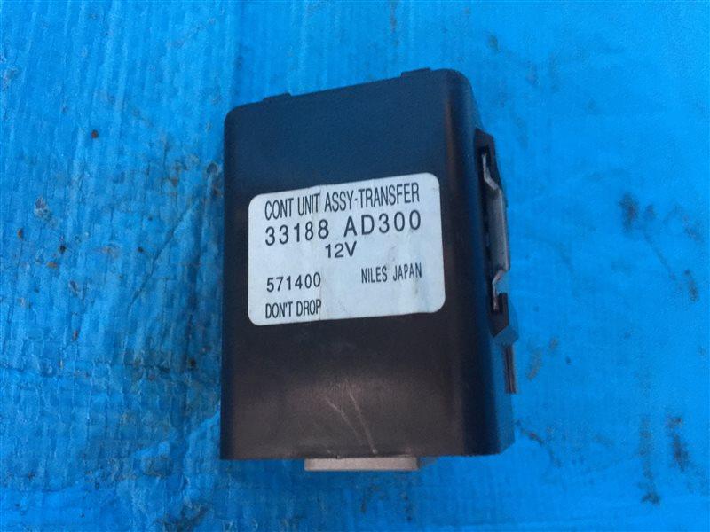 Блок управления 4wd Nissan Presage NU30 VNU30 KA24DE 2000 (б/у)