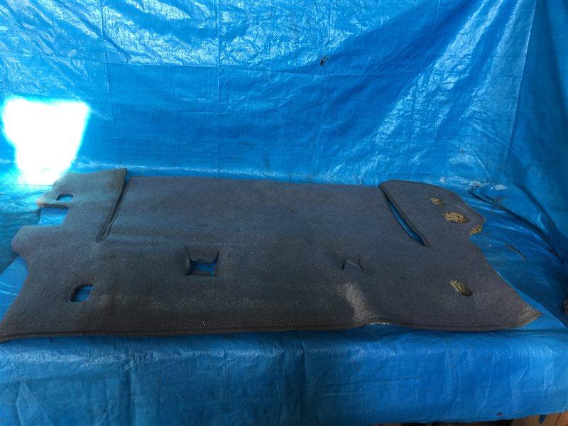 Обшивка багажника Nissan Presage NU30 HU30 TNU30 TU30 U30 VNU30 VU30 KA24DE 2000 (б/у)
