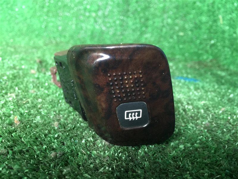 Кнопка обогрева заднего стекла Nissan Largo CW30 NCW30 NW30 W30 VNW30 VW30 KA24DE 1999 (б/у)
