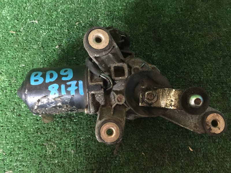 Мотор дворников Subaru Legacy BD9 BD2 BD3 BD4 BD5 BG2 BG3 BG4 BG5 BG7 BG9 BGA BGB BGC передний (б/у)