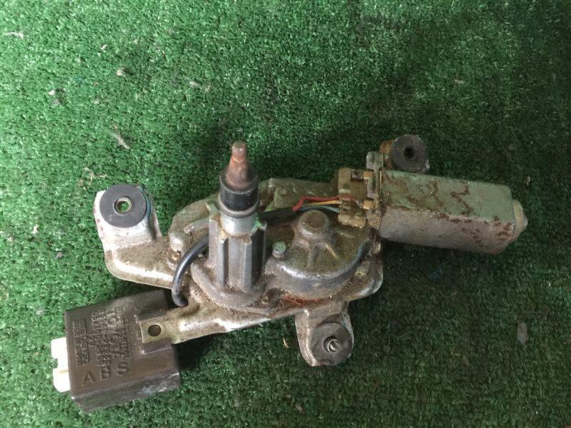 Мотор дворников Toyota Chaser JZX100 GX100 GX105 JZX101 JZX105 LX100 задний (б/у)