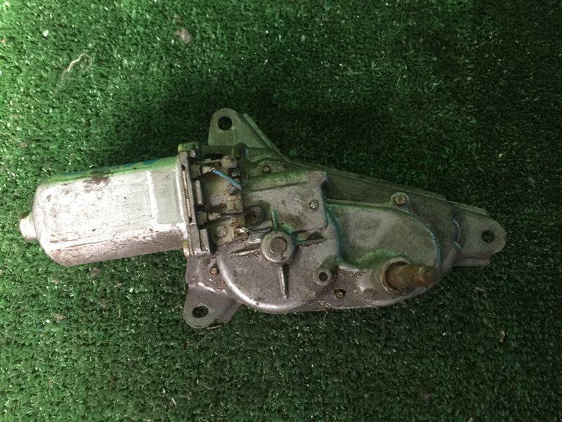 Мотор дворников Toyota Funcargo NCP25 NCP20 NCP21 задний (б/у)