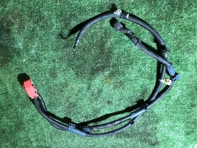 Провода аккумулятора Honda Airwave GJ1 L15A 2006 (б/у)