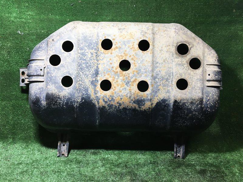 Защита топливного бака Toyota Land Cruiser Prado KDJ95 KZJ95 LJ95 RZJ95 VZJ95 KZJ95 KDJ95 KDJ95W KZJ95W LJ95 RZJ95 RZJ95W (б/у)