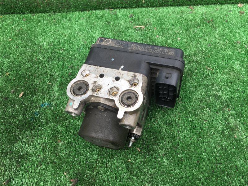 Насос abs Daihatsu Terios J102E J122E  J102G J122G K3VE 2005 (б/у)