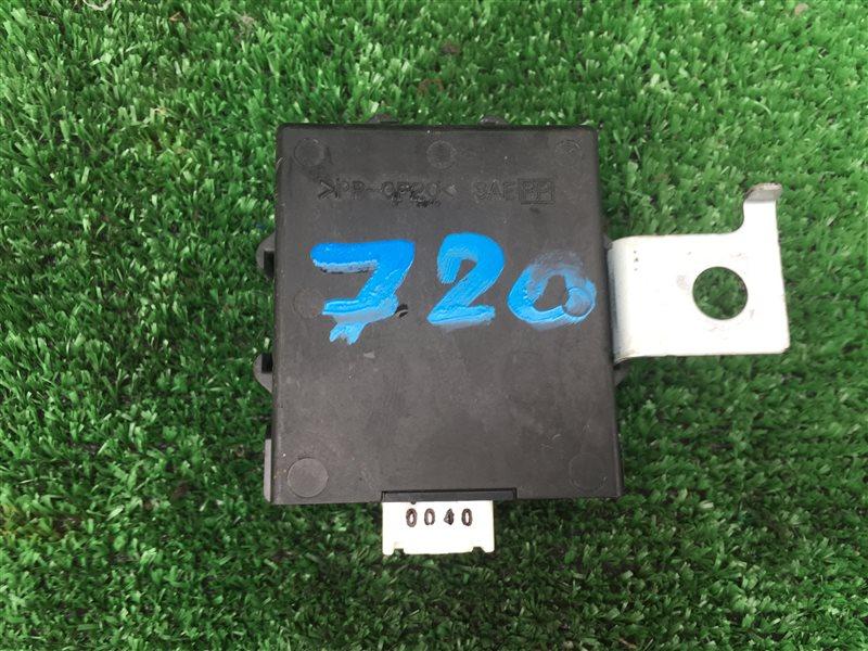 Блок управления Daihatsu Terios J102E J122E J102G J122G  111G J111G J131G J111G J131G K3VE 2005 (б/у)