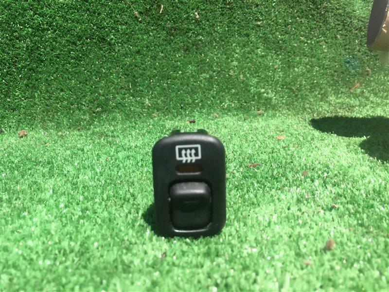 Кнопка подогрева заднего стекла Daihatsu Terios J100E J102E J122E J100G J102G J122G 111G J111G J111G J131G K3VE (б/у)