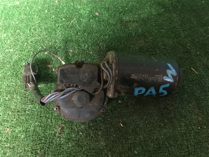 Мотор дворников Mitsubishi Delica PA3W PA4W PA5W PB5W PB6W PD3W PD4W PD8W PE8W PF6W PF8W (б/у)