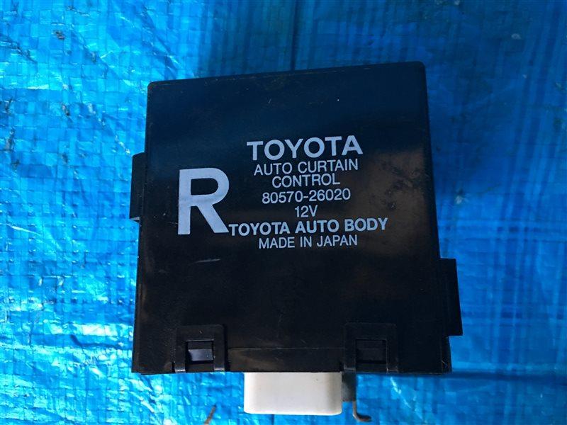 Блок управления Toyota Granvia KCH10 KCH10W KCH16 KCH16W RCH11 RCH11W VCH10 VCH16 1KZTE правый (б/у)