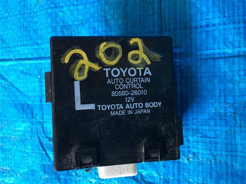 Блок управления Toyota Granvia KCH10 KCH10W KCH16 KCH16W RCH11 RCH11W VCH16 VCH10 1KZTE левый (б/у)