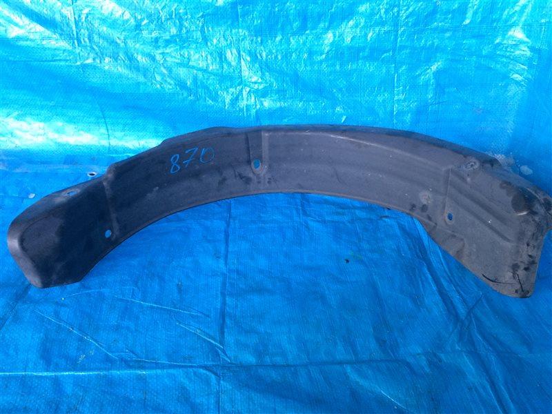 Подкрылок Mazda Mpv LW3W LW5W LWEW LWFW задний левый (б/у)