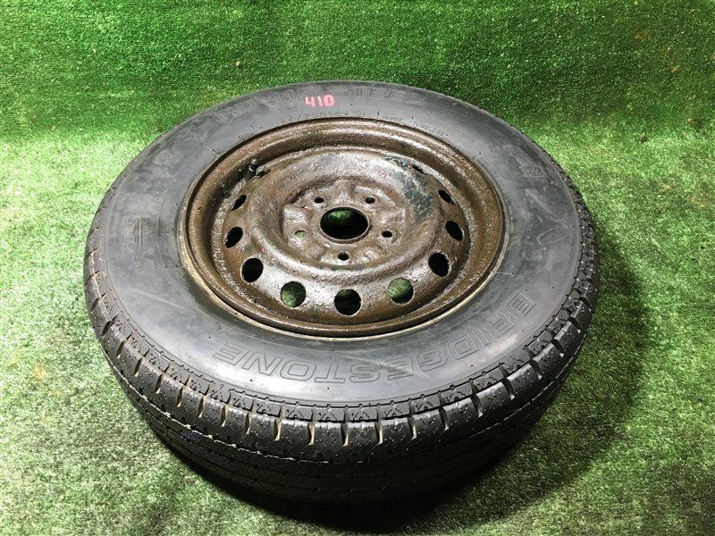 Запасное колесо Toyota Lite Ace CR50 CR50G CR51 CR52 KR52 SR50 SR50G CM80 CM85 KM80 KM85 CV30 CV40 CV43 SV30 SV32 SV33 SV35 SV40  (б/у)