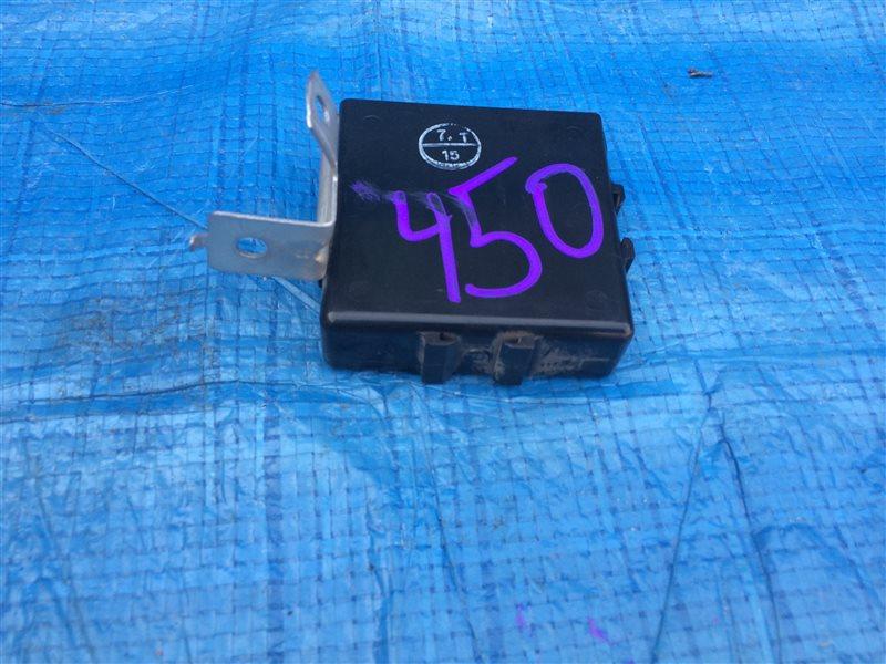 Блок управления Toyota Lite Ace CR40 CR40G CR41 CR50 CR50G CR51 KR41 KR42 SR40 SR40G SR50 SR50G 3SFE 1998 передний (б/у)