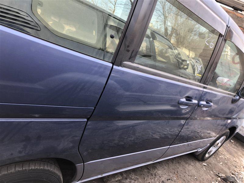 Дверь боковая (раздвижная) Nissan Serena PNC24 C24 PC24 RC24 TC24 TNC24 VC24 VNC24 SR20DE задняя правая (б/у)