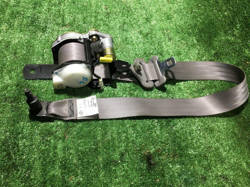 Ремень безопасности Nissan Serena PNC24 C24 PC24 RC24 TC24 TNC24 VC24 VNC24 SR20DE передний левый (б/у)