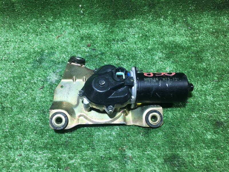 Мотор дворников Nissan Serena PNC24 C24 PC24 RC24 TC24 TNC24 VC24 VNC24 SR20DE передний (б/у)