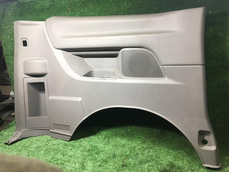 Обшивка багажника Nissan Serena PNC24 C24 PC24 RC24 TC24 TNC24 VC24 VNC24 SR20DE задняя левая (б/у)
