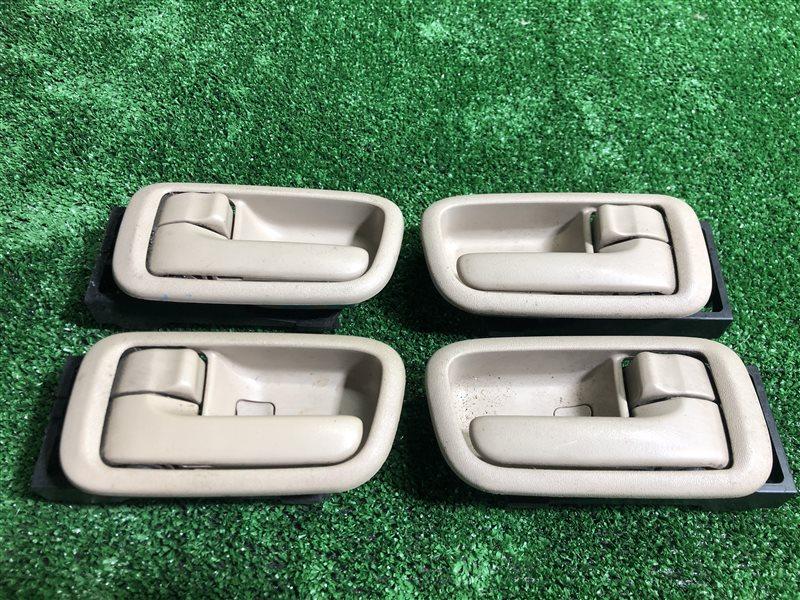 Ручка двери внутренняя Toyota Vista SV50 3SFE 2000 (б/у)