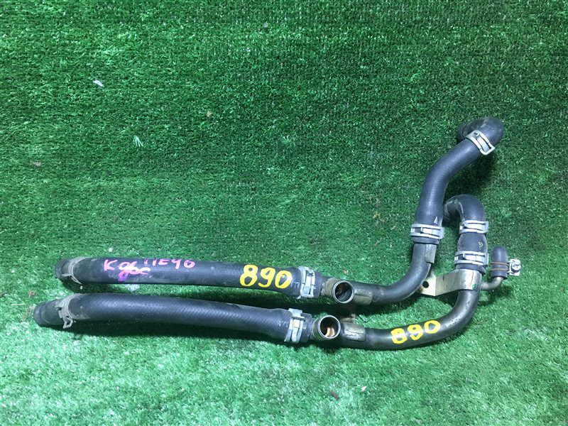 Шланги печки Nissan Serena C24 PC24 PNC24 RC24 TC24 TNC24 SR20DE (б/у)