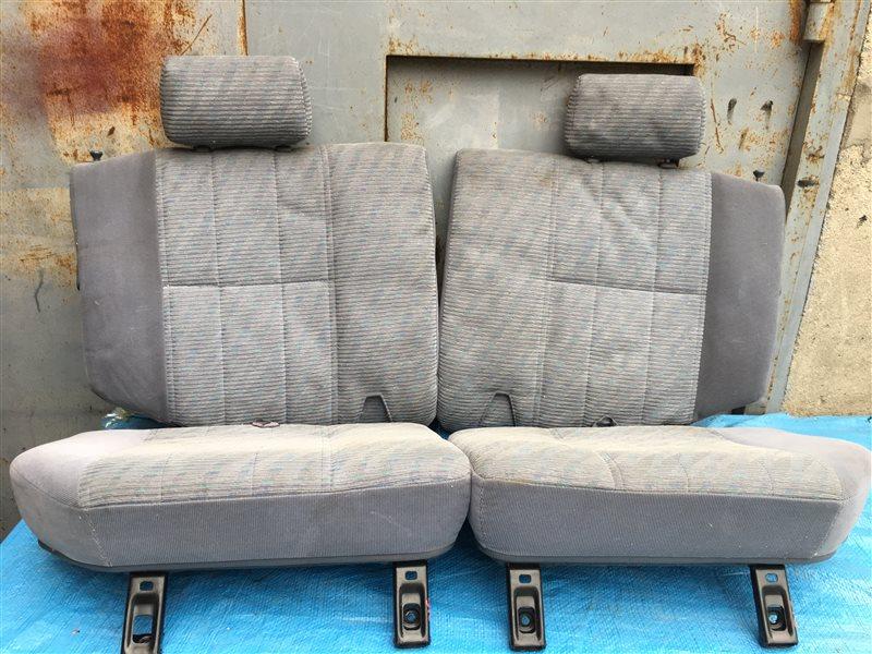 Сидение Toyota Hilux Surf KDN185 KDN185W KZN185 KZN185G KZN185W RZN180 RZN180W RZN185 RZN185W VZN180 VZN180W VZN185 VZN185W 1KZTE (б/у)