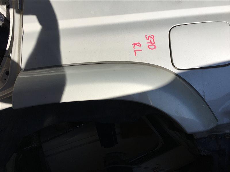 Фендер крыла Toyota Hilux Surf KZN185 KZN185G KZN185W RZN185 RZN185W VZN185 VZN185W 1KZTE задний левый (б/у)
