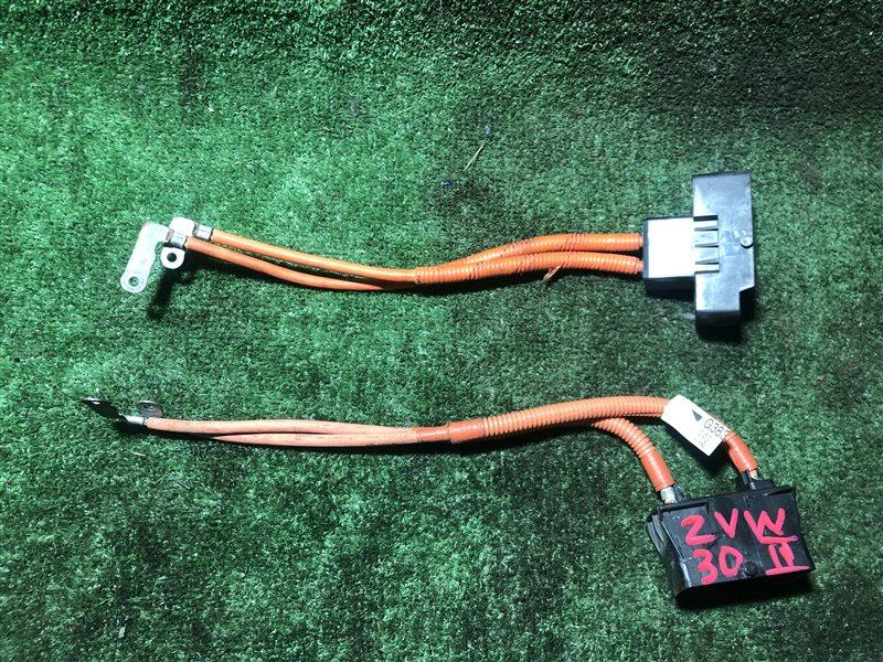 Проводка высоковольтной батареи Toyota Prius ZVW30 ZVW30L ZWE150 (б/у)