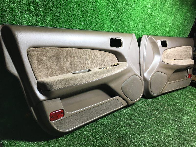 Обшивка дверей Nissan Cefiro A32 HA32 PA32 WA32 WHA32 WPA32 передняя (б/у)