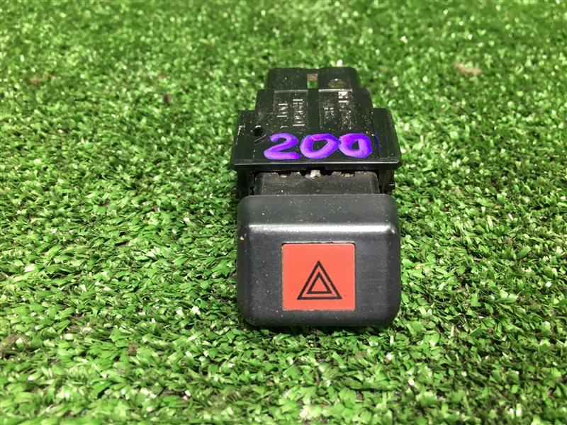 Кнопка аварийной сигнализации Toyota Hilux Surf KDN185 KZN185 VZN185 KZN185G KZN185W RZN185 RZN185W VZN185W 1KZTE (б/у)