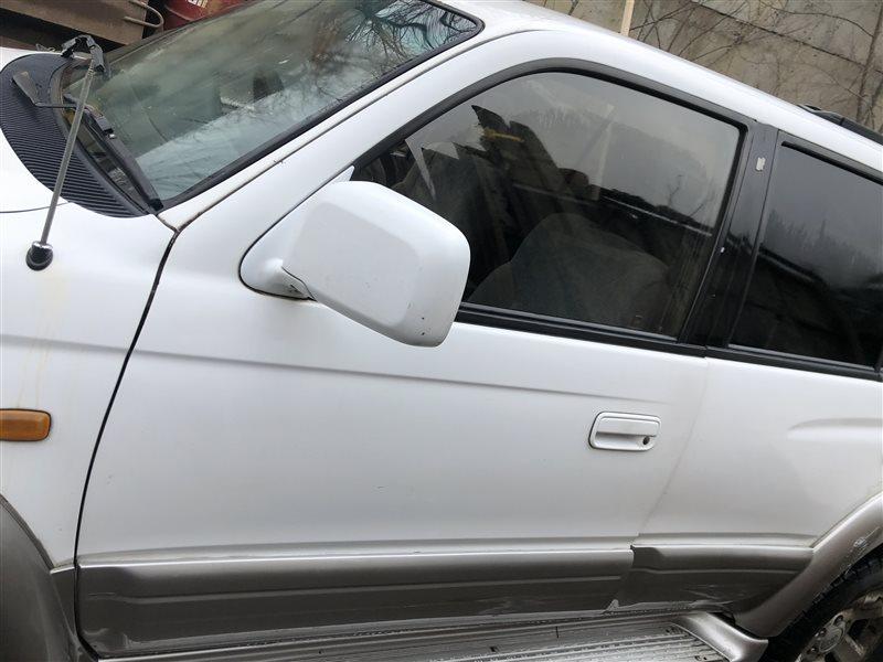 Дверь Toyota Hilux Surf KZN185 KDN185 KDN185W KZN185G KZN185W RZN180 RZN180W RZN185 RZN185W VZN180 VZN180W VZN185 VZN185W 1KZTE (б/у)
