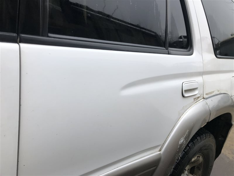 Дверь Toyota Hilux Surf KZN185 KDN185 KDN185W KZN185G KZN185W RZN185 RZN185W VZN185 VZN185W 1KZTE задняя левая (б/у)