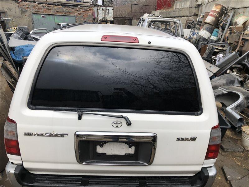 Дверь багажника Toyota Hilux Surf KZN185 KDN185 KDN185W KZN185G KZN185W RZN185 RZN185W VZN185 VZN185W 1KZTE (б/у)
