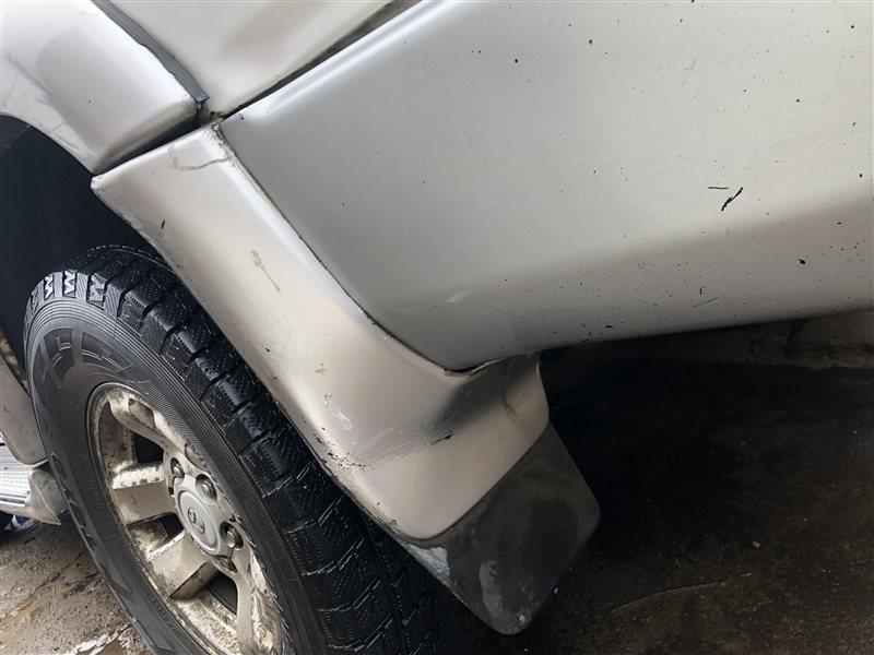 Брызговик Toyota Hilux Surf KZN185 KZN185G KZN185W RZN185 RZN185W VZN185 VZN185W 1KZTE задний левый (б/у)