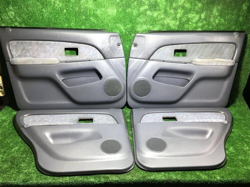 Обшивка дверей Toyota Hilux Surf KZN185 KZN185G KZN185W RZN185 RZN185W VZN185 VZN185W 1KZTE (б/у)