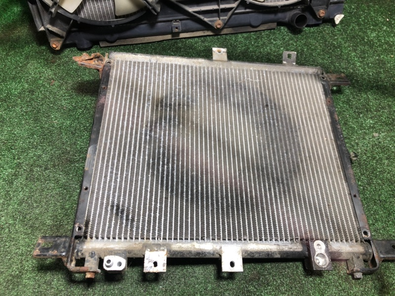 Радиатор кондиционера Mazda Bongo SK82L (б/у)