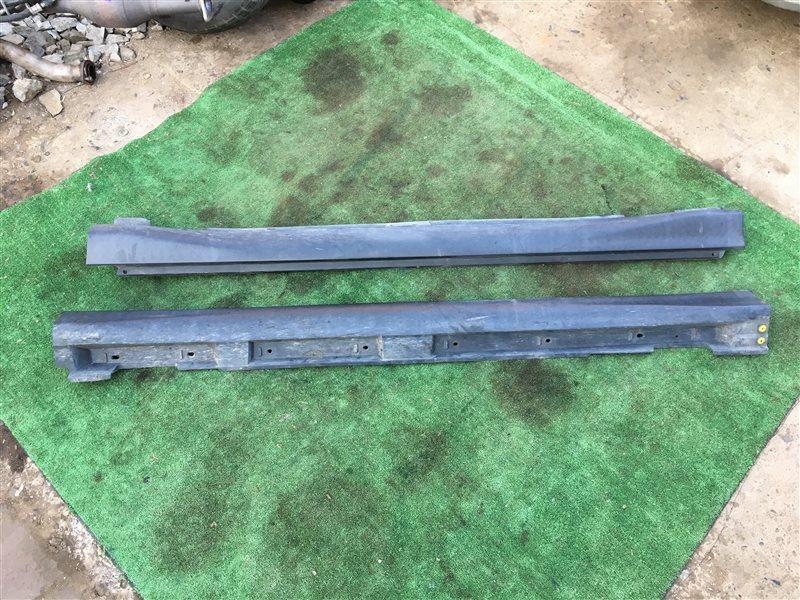 Порог пластиковый Toyota Rx350 MCU30 ACU30 ACU30W ACU35 ACU35W GSU30 GSU30W GSU31 GSU31W GSU35 GSU35W GSU36 GSU36W MCU30W (б/у)