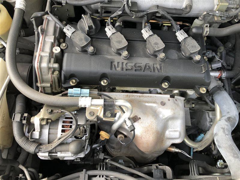 Акпп Nissan Primera TP12 QR20DE 2001 (б/у)