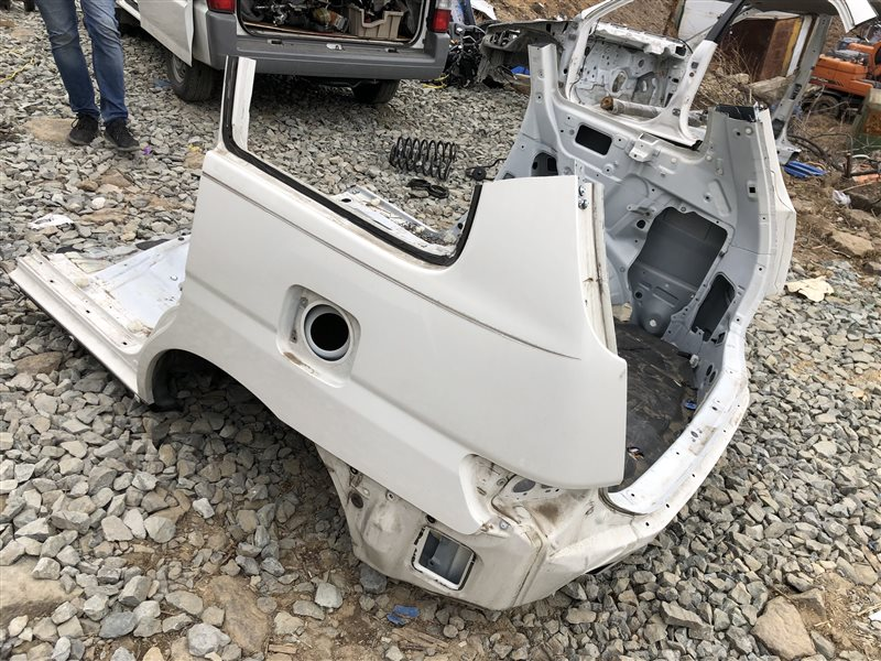 Задняя часть автомобиля Toyota Gaia SXM15 ACM10 ACM10G ACM15 ACM15G CXM10 CXM10G SXM10 SXM10G SXM15G 3SFE (б/у)