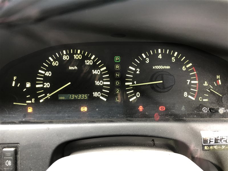 Спидометр Toyota Corona ST215 3SFE (б/у)