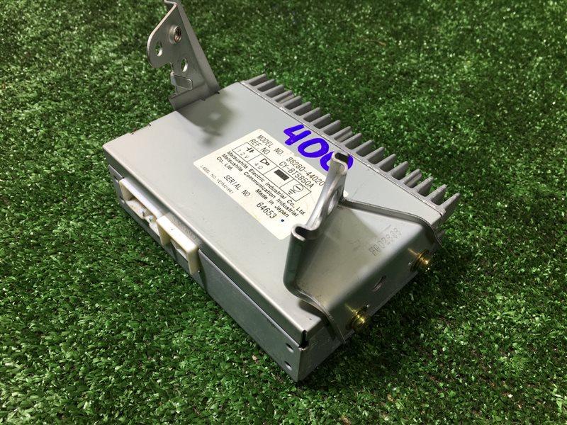 Усилитель магнитофона Toyota Gaia SXM15 CXM10 CXM10G SXM10 SXM10G SXM15G 3SFE (б/у)