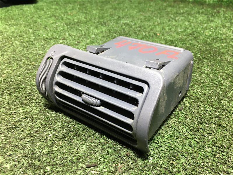 Решетка вентиляционная Toyota Town Ace Noah CR50 SR50 CR50G SR50G 3SFE передняя левая (б/у)