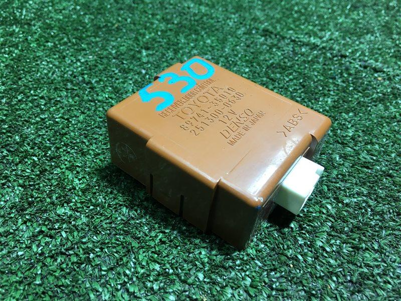 Блок управления дверьми Toyota Hilux Surf GRN210 GRN215 KZN215 UZN210 UZN215 TRN215 GRN215 GRN215W KDN215 KDN215W RZN210 (б/у)