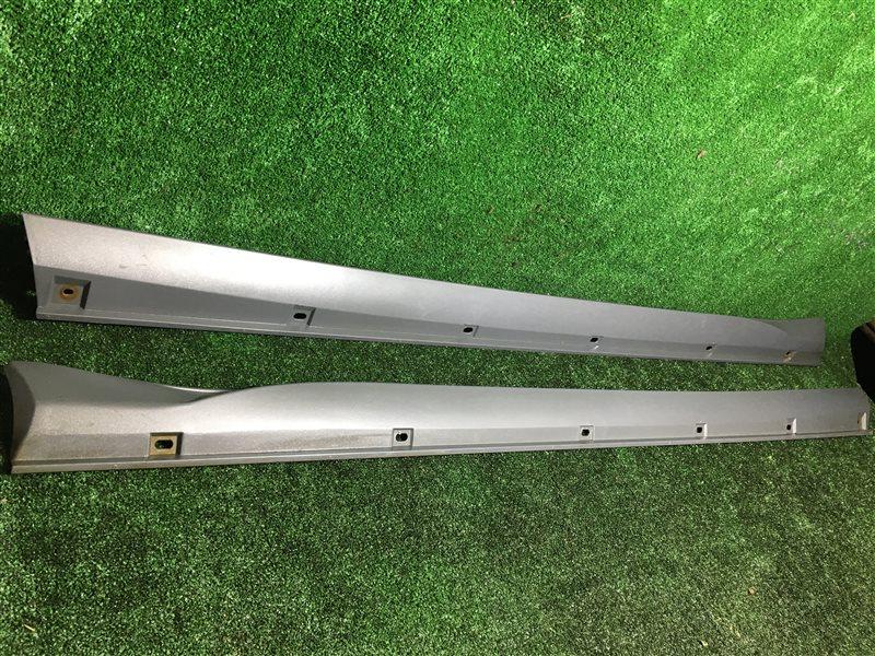 Порог пластиковый Toyota Hilux Surf GRN210 GRN215 KZN215 UZN210 UZN215 TRN215 KDN215 KDN215W RZN210 RZN210W RZN215 RZN215W (б/у)