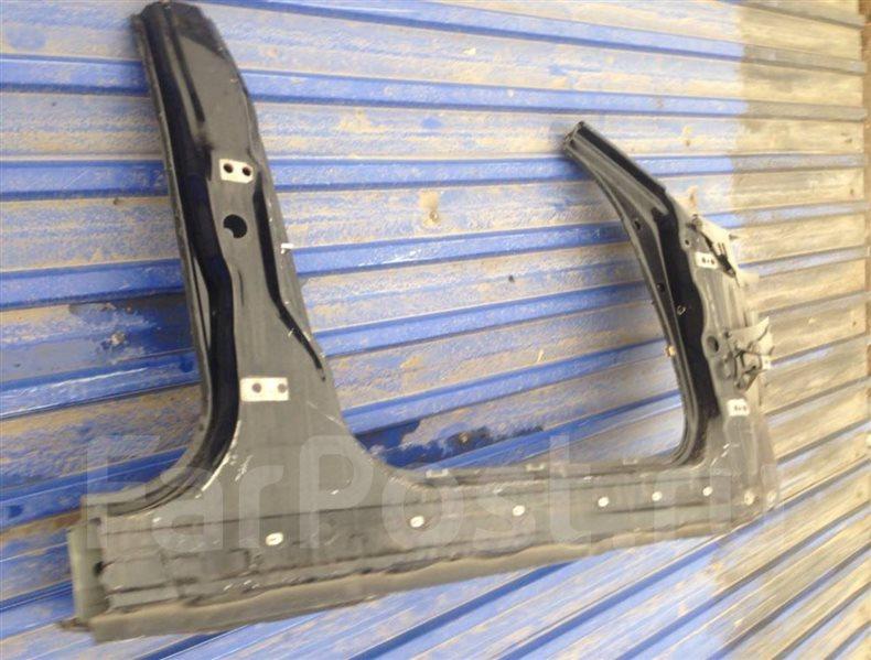 Порог кузова Toyota Crown Majesta JZS177 UZS171 UZS173 UZS175 правый (б/у)