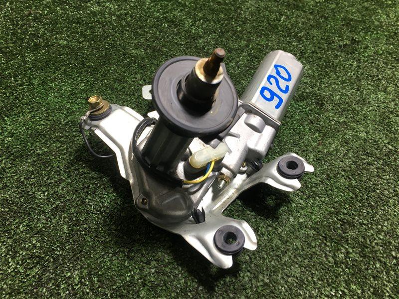 Мотор дворников Toyota Corona Premio AT210 AT211 AT212 CT210 CT211 CT215 CT216 ST215 3SFE задний (б/у)