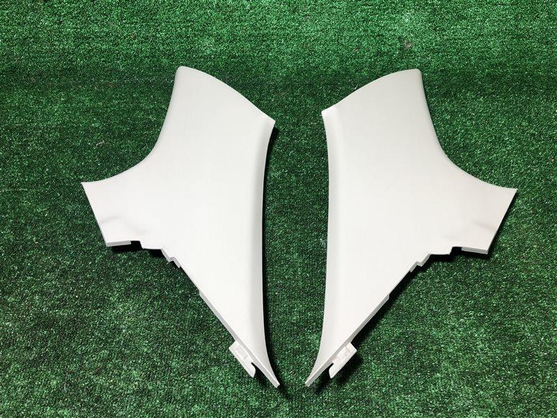 Обшивка салона Nissan Primera HP12 QR20DE задняя (б/у)