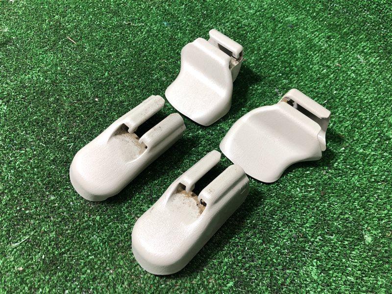 Заглушка крепления сиденья Nissan Primera HP12 QR20DE (б/у)