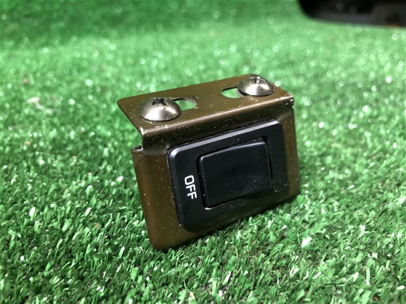 Кнопка туманки Nissan Primera HP12 QR20DE (б/у)